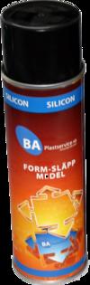 Formsläppmedel med silicon / Blå